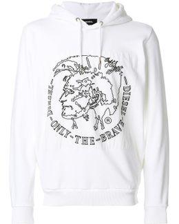 S-albert Sweat-shirt Sweatshirt