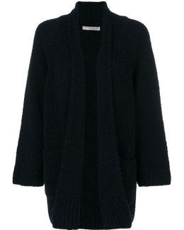 Ribbed Cardi-coat