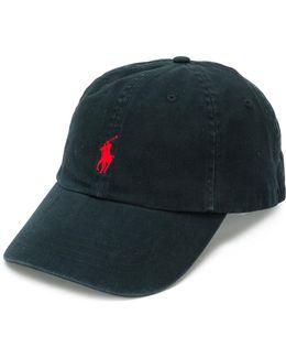 Front Logo Baseball Cap