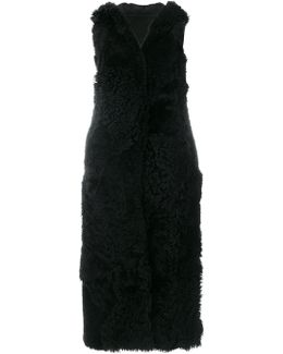 Mid-length Gilet Coat