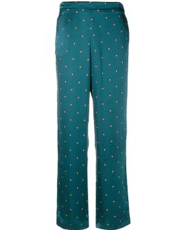 Spotted Pyjama Trousers