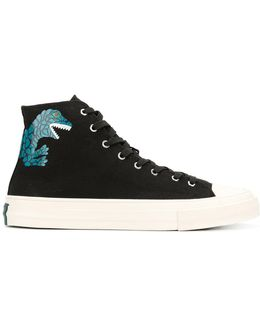 Kirk Hi-top Sneakers
