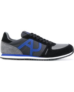 Logo Runner Sneakers