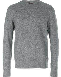 Lightweight Crew Neck Sweatshirt