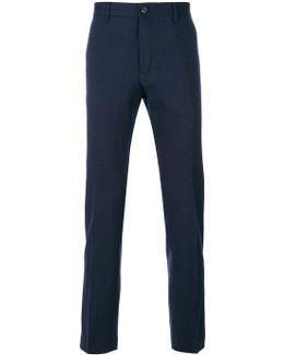 Straight Leg Trousers