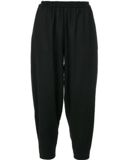 Acrobat Cropped Trousers