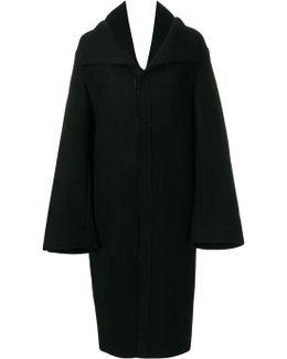 V Back Coat