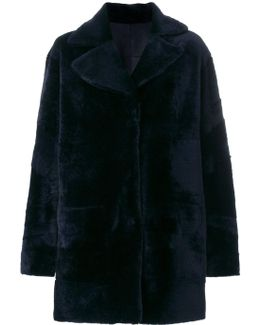 Panelled Reversible Coat