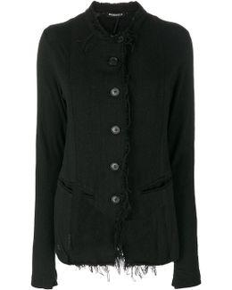 Slim-fit Button Up Jacket