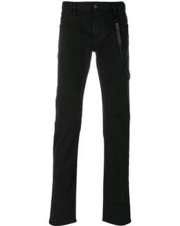 Chain Detail Jeans