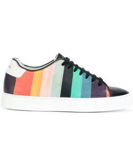 Artist Stripe 'basso' Sneakers