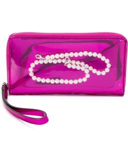 Trapped Pearl Wallet