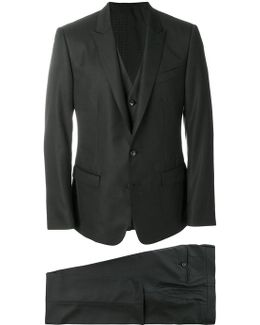 Three Piece Formal Suit