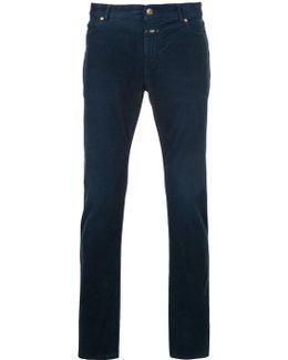 Corduroy Skinny Trousers