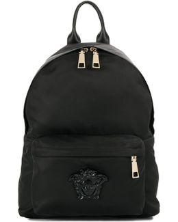 Medusa Plaque Backpack