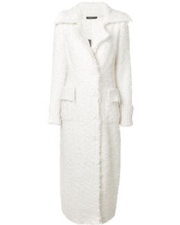 Fluffy Long Length Coat