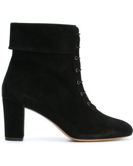 Roseland Laces Booties