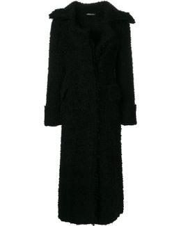 Long Textured Coat