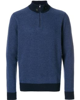 Classic Roll-neck Sweater