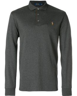 Classic Fitted Polo Top