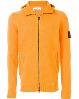 Classic Zipped Hooded Sweatshirt