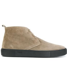Polacchino Lace-up Shoes