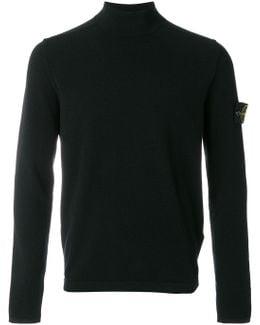 Classic Turtle-neck Sweater