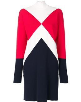 Tommy Colours Sweater Dress