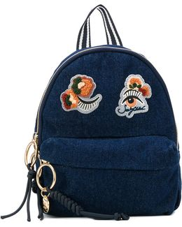 Small Wink Patch Backpack