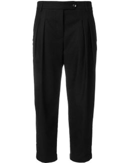 Pegged Trousers