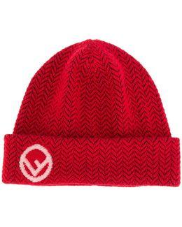 Logo Plague Beanie Hat