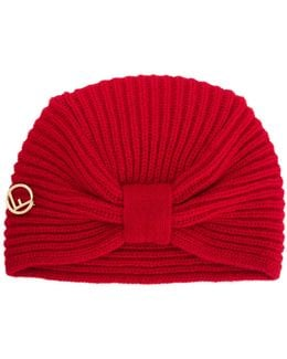 Wrap Knitted Hat