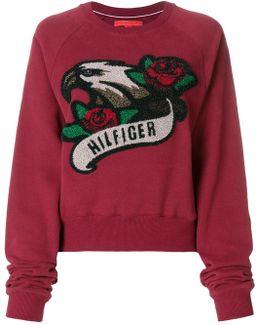 Rock Raglan Sweatshirt