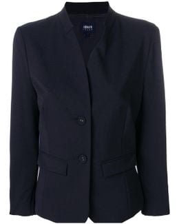 Pleated Cuff Jacket