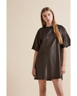 Rather Be T-shirt Dress