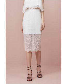 Wanderer Lace Skirt