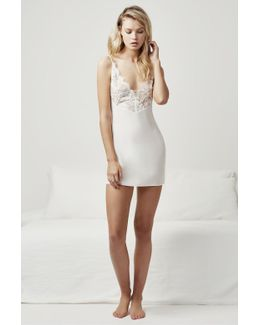 Begin Again Silk Slip