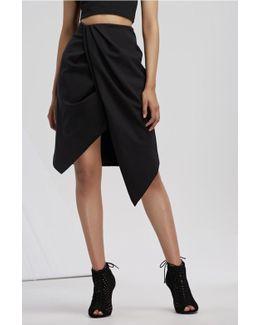 Henson Wrap Skirt