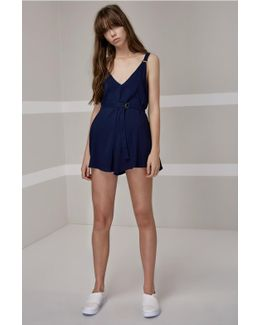 The Insider Playsuit