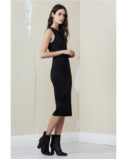 Ainsley Short Sleeve Knit Dress