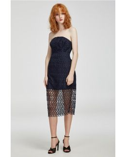 Countdown Lace Skirt