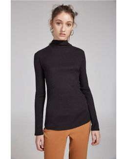 Interlude Long Sleeve Top