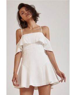 Compose Short Sleeve Mini Dress