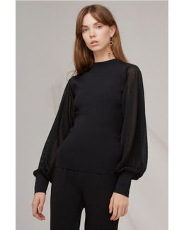 Know Me Better Long Sleeve Knit Top