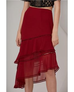 Lovers Holiday Skirt