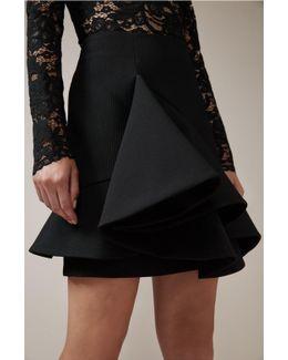 Messages Mini Skirt