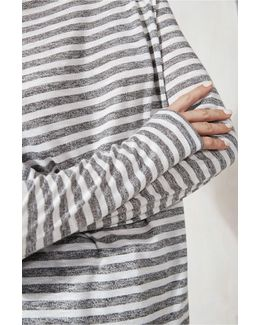 Sadie Long Sleeve Stripe Top