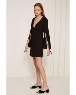Jeanne Long Sleeve Dress