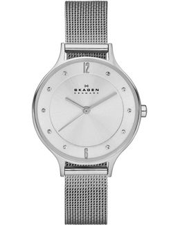 Anita Stainless Steel Silver