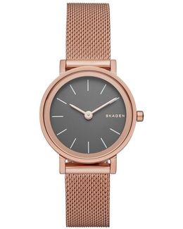 Hald Milanaise Rosegold Watch